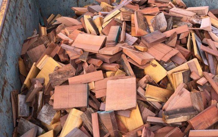 brandhout
